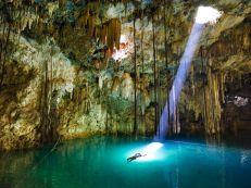 Cenotes- Mexico